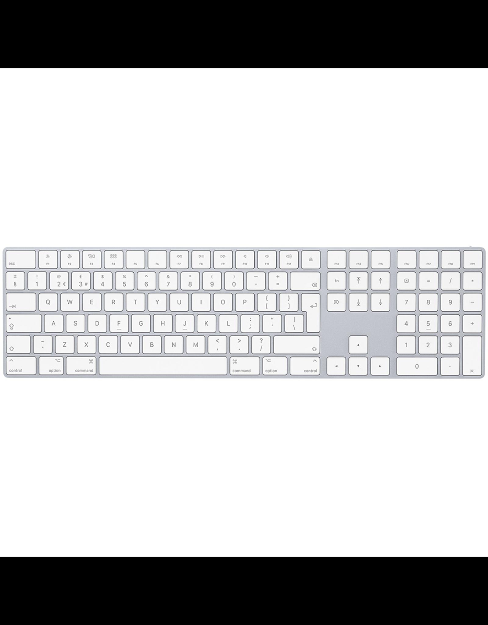 Apple Apple Magic Keyboard with Numeric Keypad - Silver