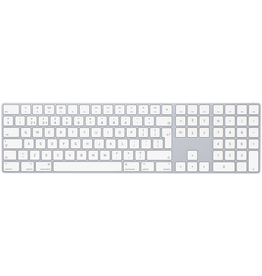 Apple Apple Magic Keyboard with Numeric Keypad - Silver