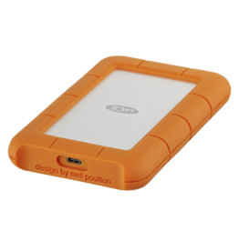 "Lacie LaCie Rugged 2.5"" 4FT Drop Resistant 1TB USB-C"