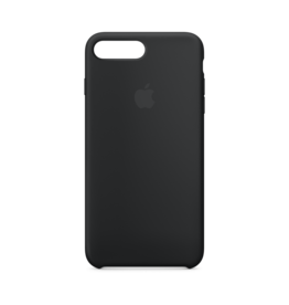 Apple Apple Silicone Case for iPhone 8/7 Plus - Black