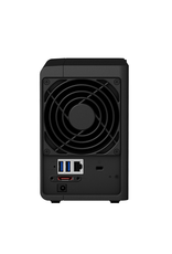 Synology Synology DS218+ 8TB 2 Bay Ultra Hi Performance NAS Server Dualcore - Seagate Ironwolf HDD 4TB x 2