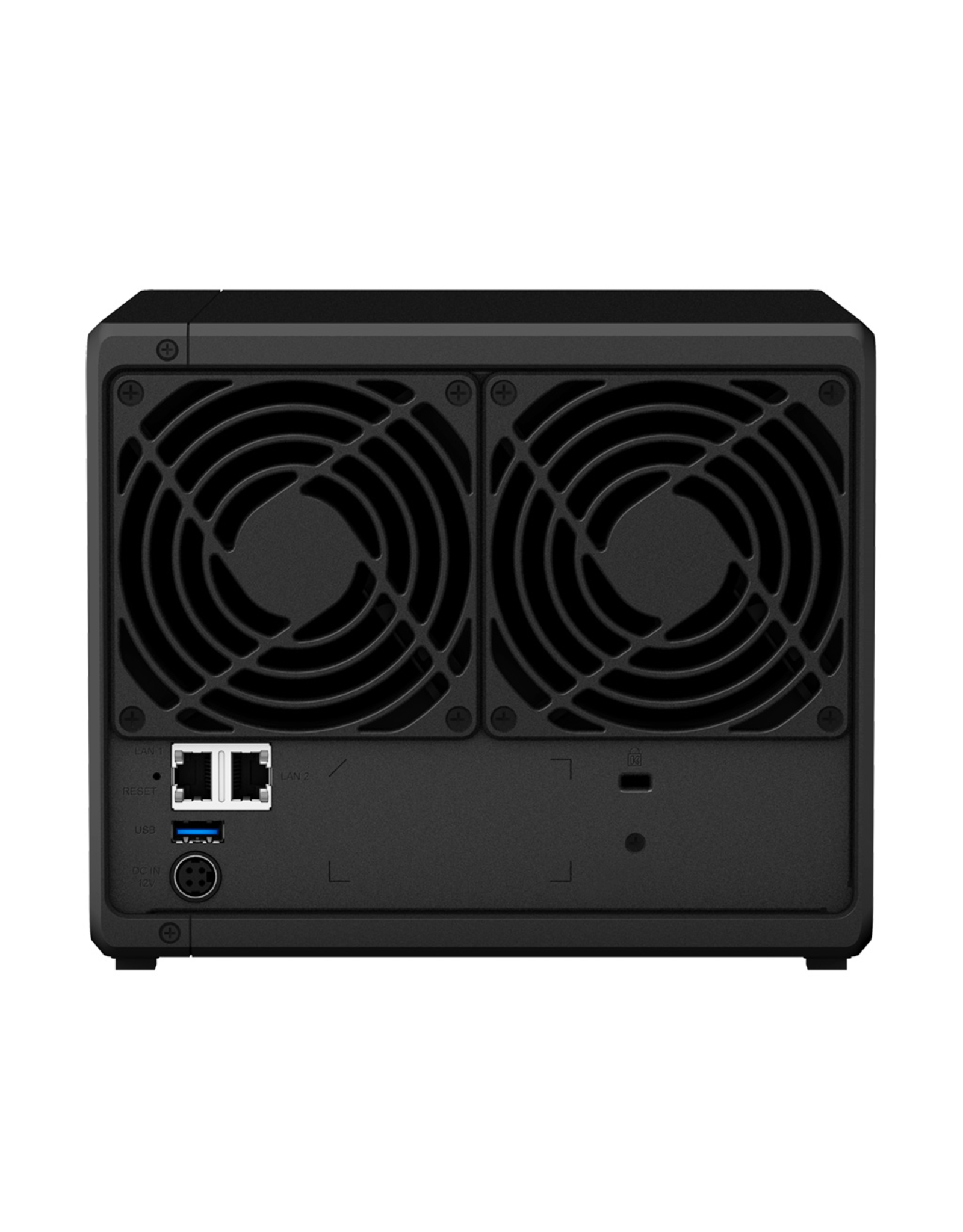 Synology Synology DS418 16TB 4-Bay Gigabit NAS Server Quadcore 1.4GHz (4x4TB Seagate Ironwolf 3YR)