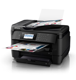 Epson EPSON WorkForce 7725 A3 Colour Multifunction Inkjet Print/Copy/Scan/Fax with Ethernet and WiFi AIRPRINT