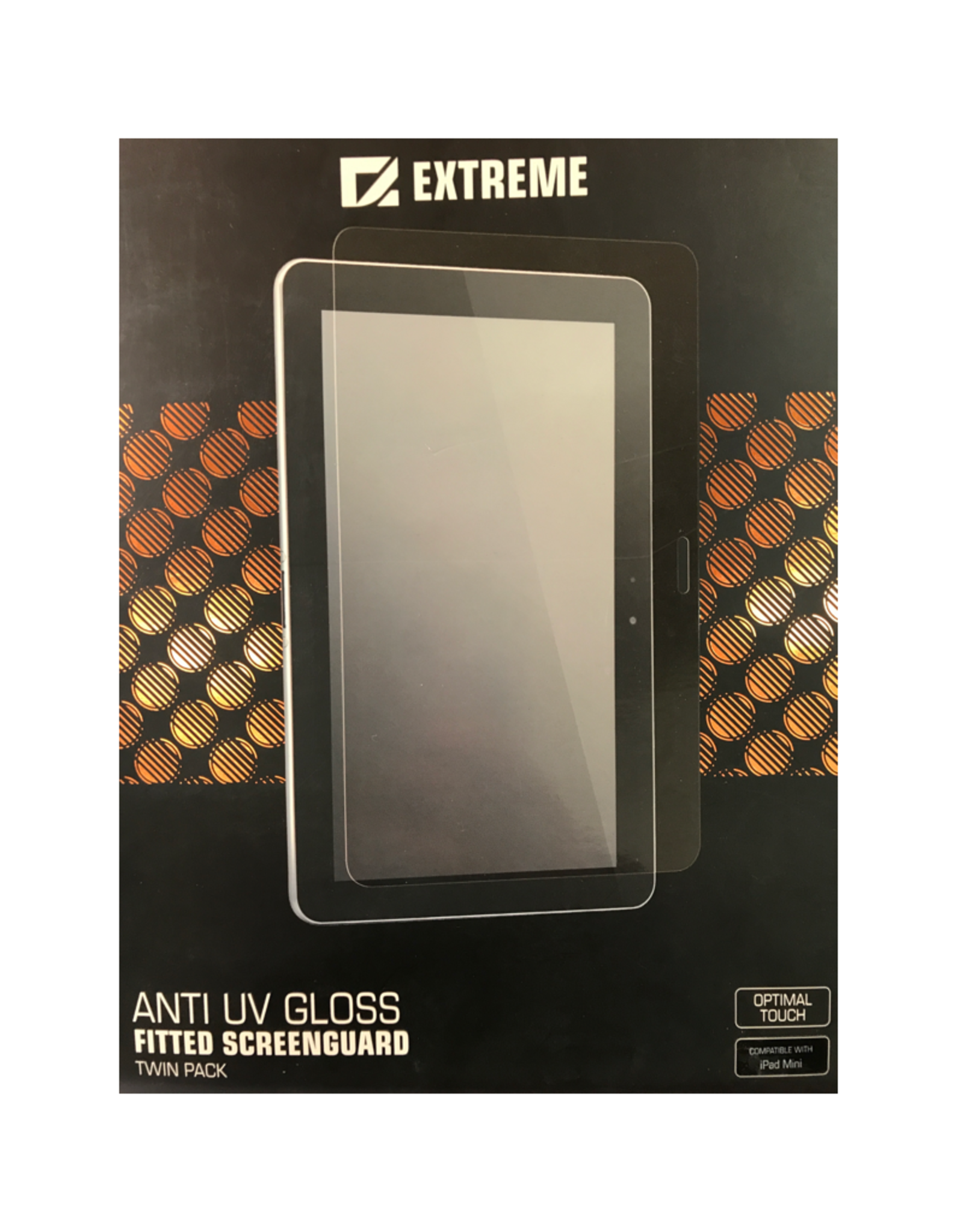 EFM Extreme Anti UV Gloss ScreenGuard to suit iPad mini EOL