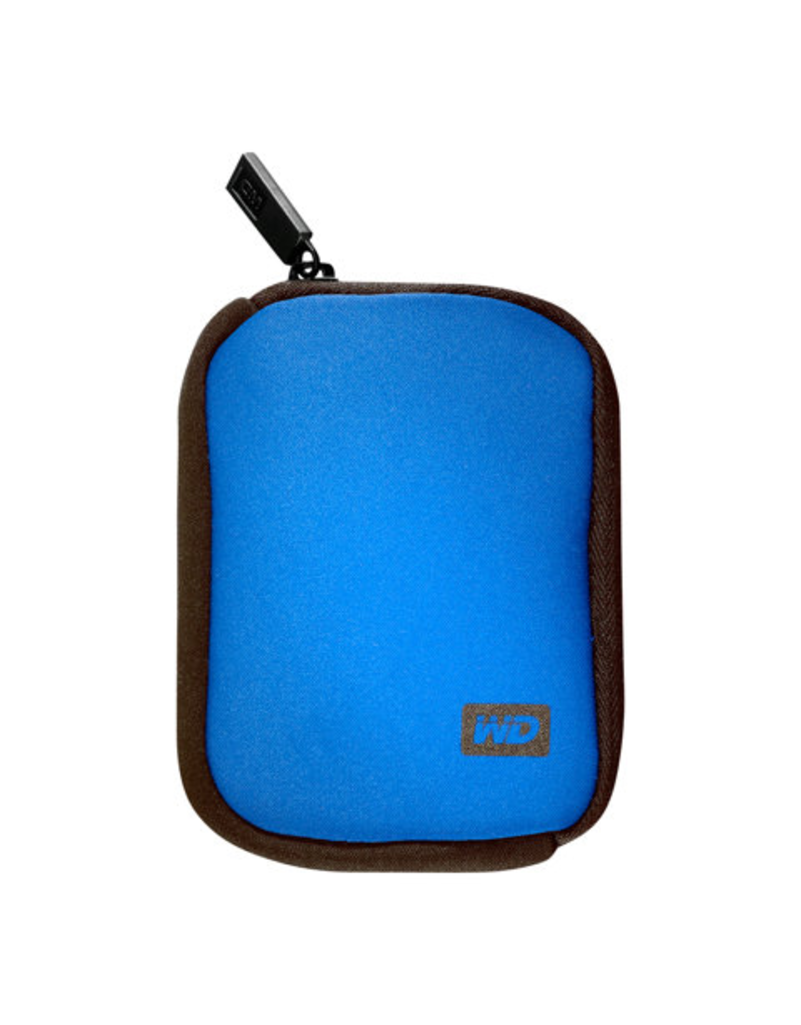 Western Digital WD My Passport Carrying Case Blue