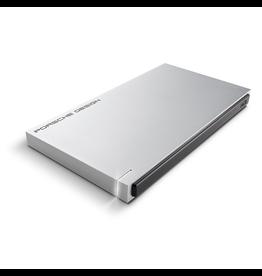 """Lacie LaCie 120GB Porsche Design P'9223 Slim SSD Portable 2.5"""" Aluminium USB3.0/USB2.0 Hard Drive for Mac"""