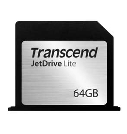 "Transcend Transcend 64GB JetDriveLite 350 for MacBook Pro Retina 15"" (Mid 2012 - Early 2013)"