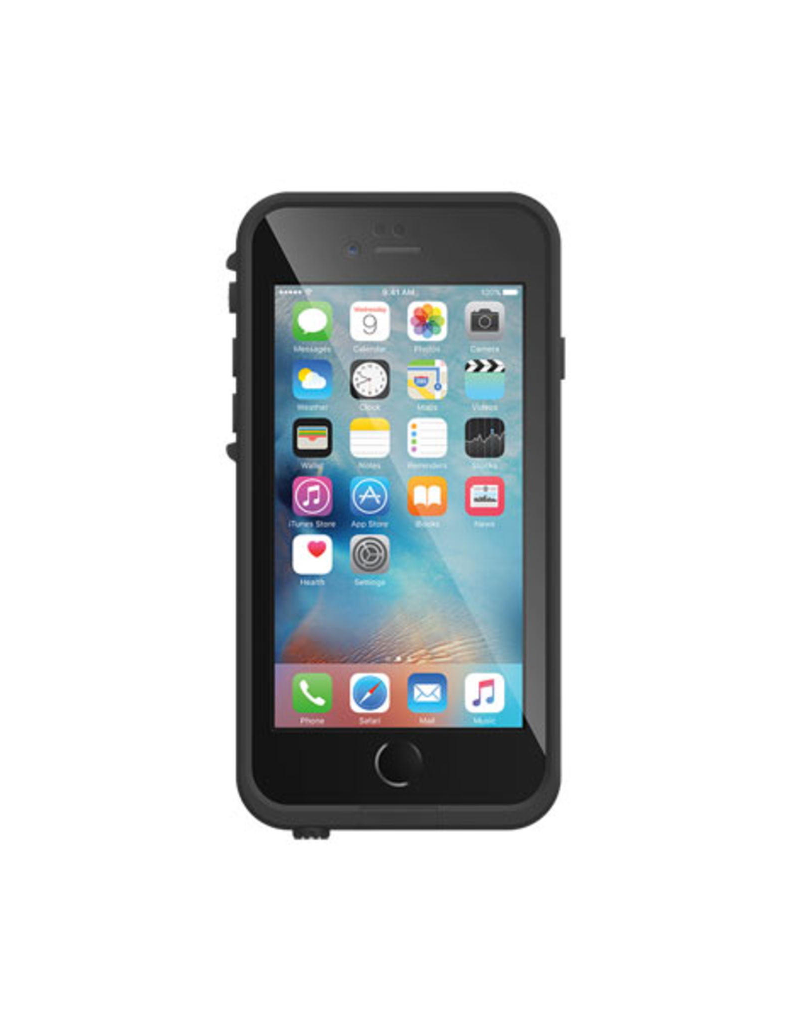 Lifeproof LifeProof Fre Case suits iPhone 6/6s - Black