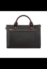 "Moshi Moshi Urbana Mini Briefcase for 11-12"" MacBook/iPad Metro Black"