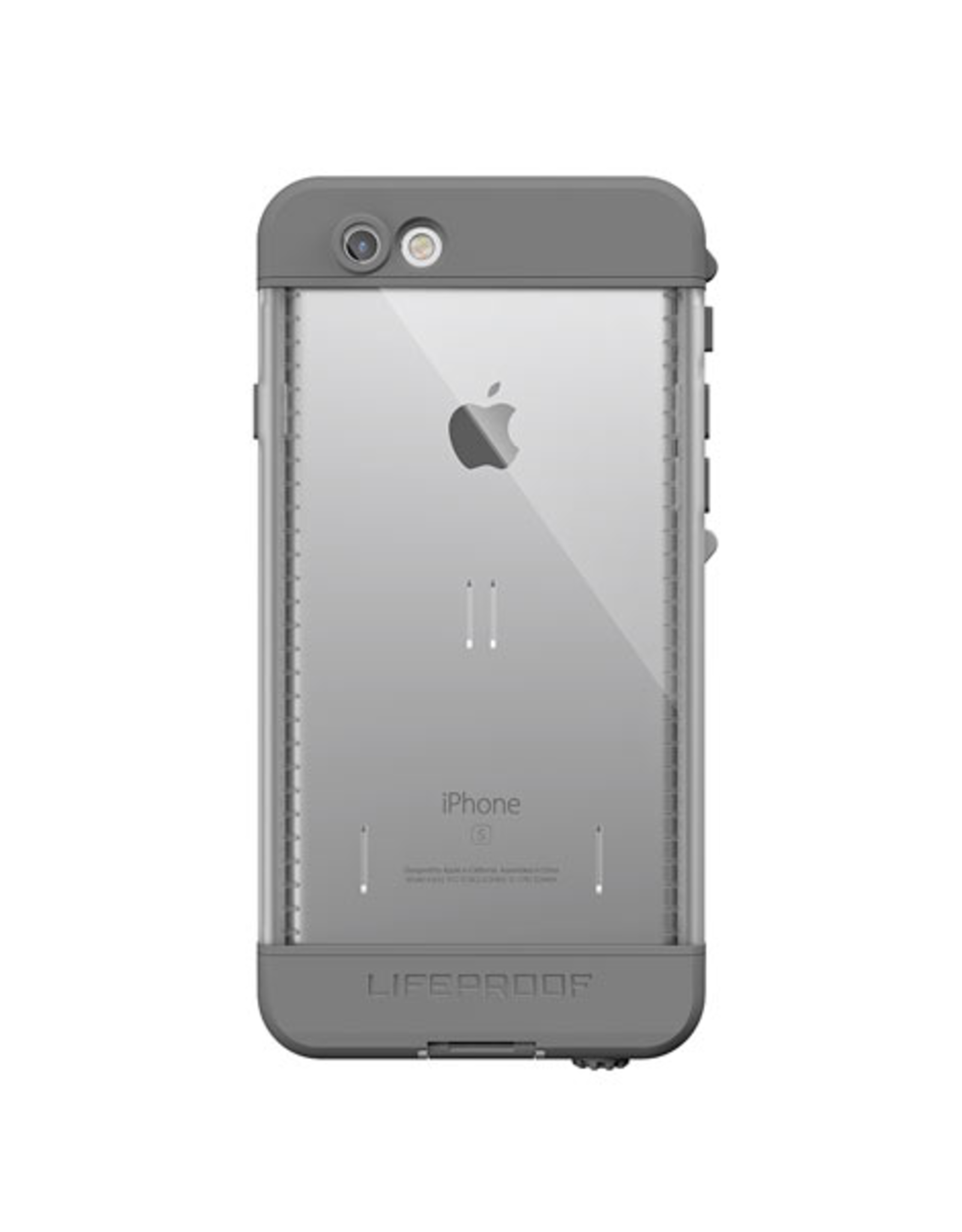 Lifeproof LifeProof Nuud Case suits iPhone 6S Plus - Avalanche White
