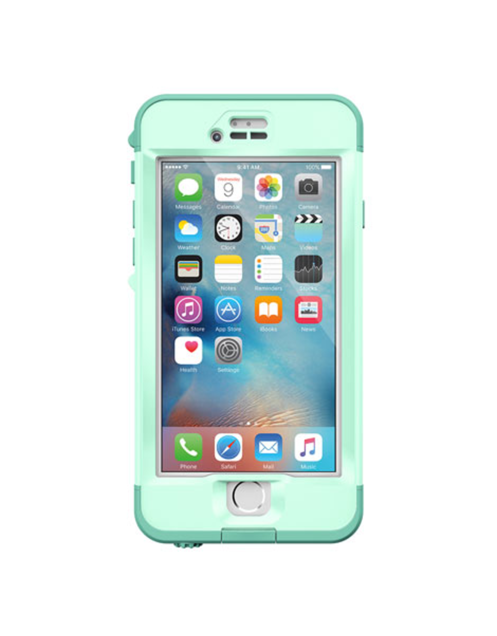 Lifeproof LifeProof Nuud Case suits iPhone 6S Plus - Undertow Aqua