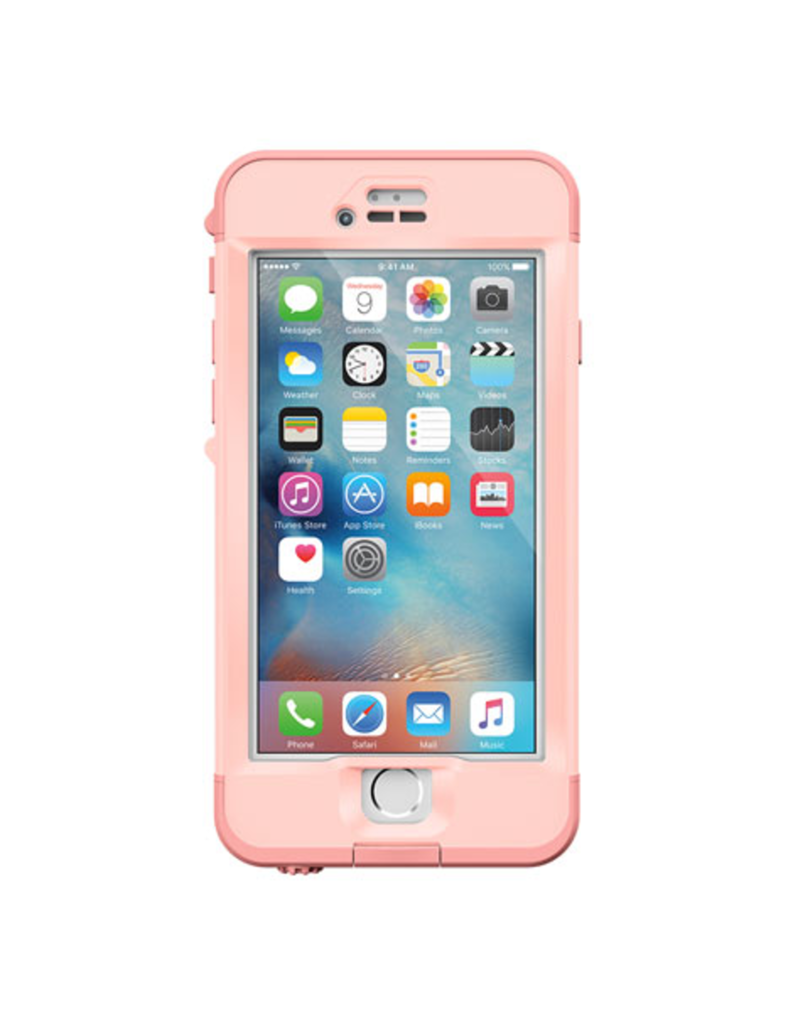 Lifeproof LifeProof Nuud Case suits iPhone 6S - First Light Pink