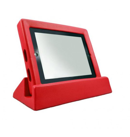 Koosh Koosh Frame and Stand for iPad2/3/4 - Red
