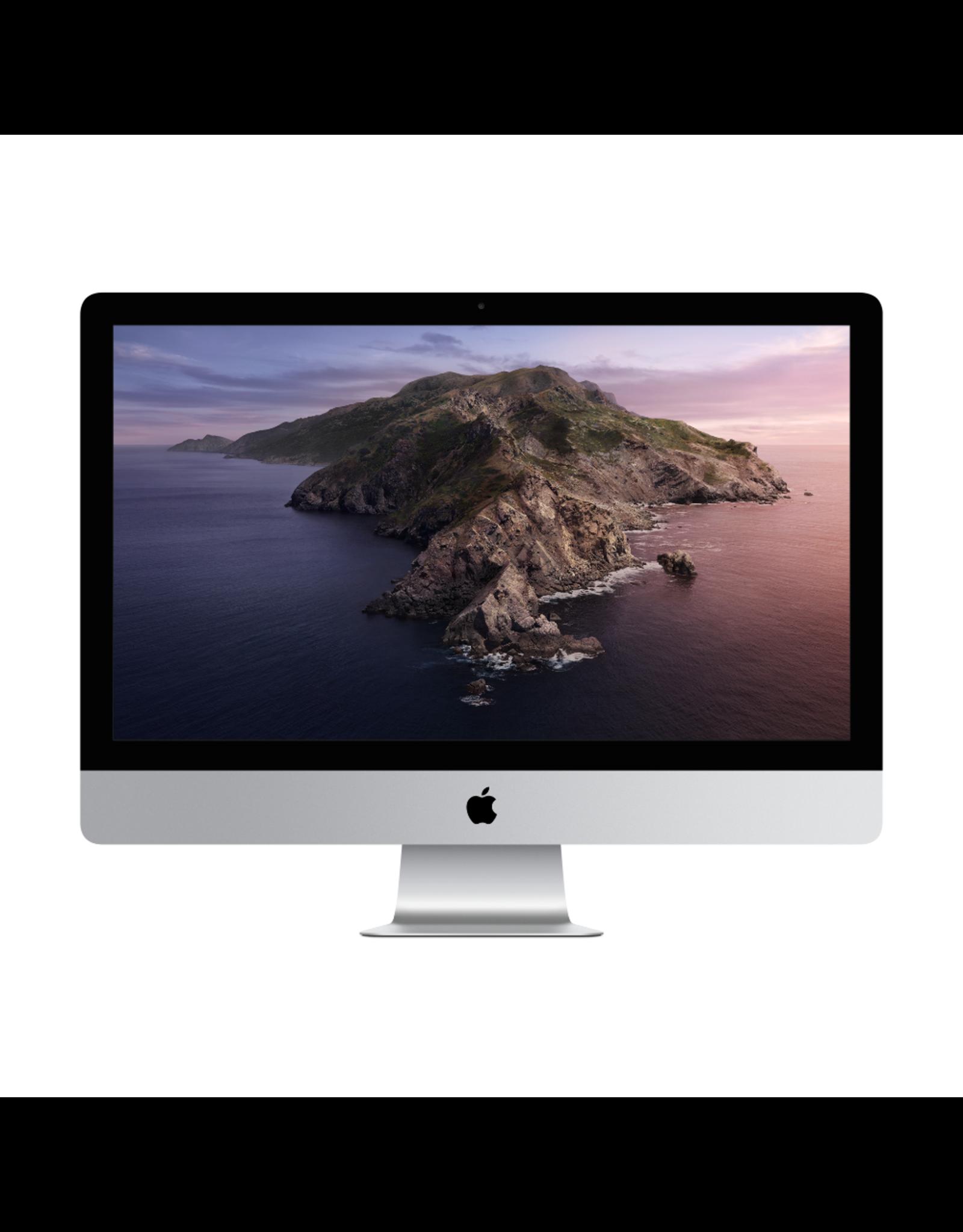 Apple 27-inch iMac Retina 5K 3.3GHz 6-core 10th-generation Intel Core i5/8GB/512GB SSD/Radeon Pro 5300 4GB