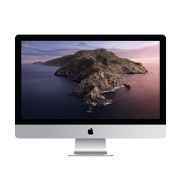 Apple 27-inch iMac Retina 5K 3.1GHz 6-core 10th-generation Intel Core i5/8GB/256GB SSD/Radeon Pro 5300 4GB