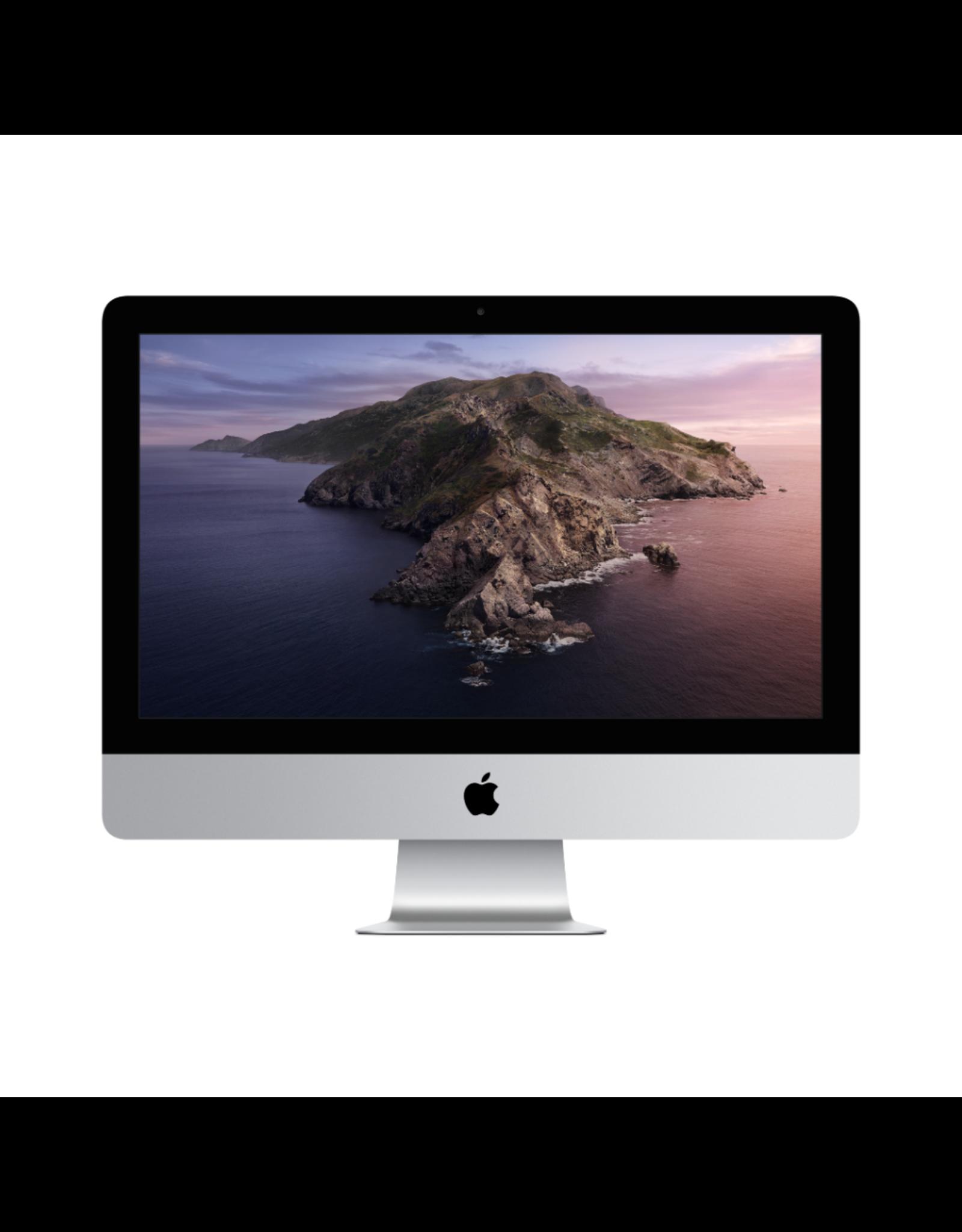 Apple Superseded - 21.5-inch iMac Retina 4K 3.6GHz quad-core 8th-generation Intel Core i3/8GB/256GB SSD/Radeon Pro 555X 2GB