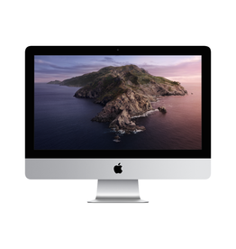 Apple 21.5-inch iMac Retina 4K 3.6GHz quad-core 8th-generation Intel Core i3/8GB/256GB SSD/Radeon Pro 555X 2GB