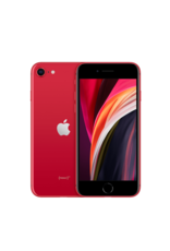 Apple iPhone SE  PRODUCT(RED) 256GB - includes power adapter  and earpods