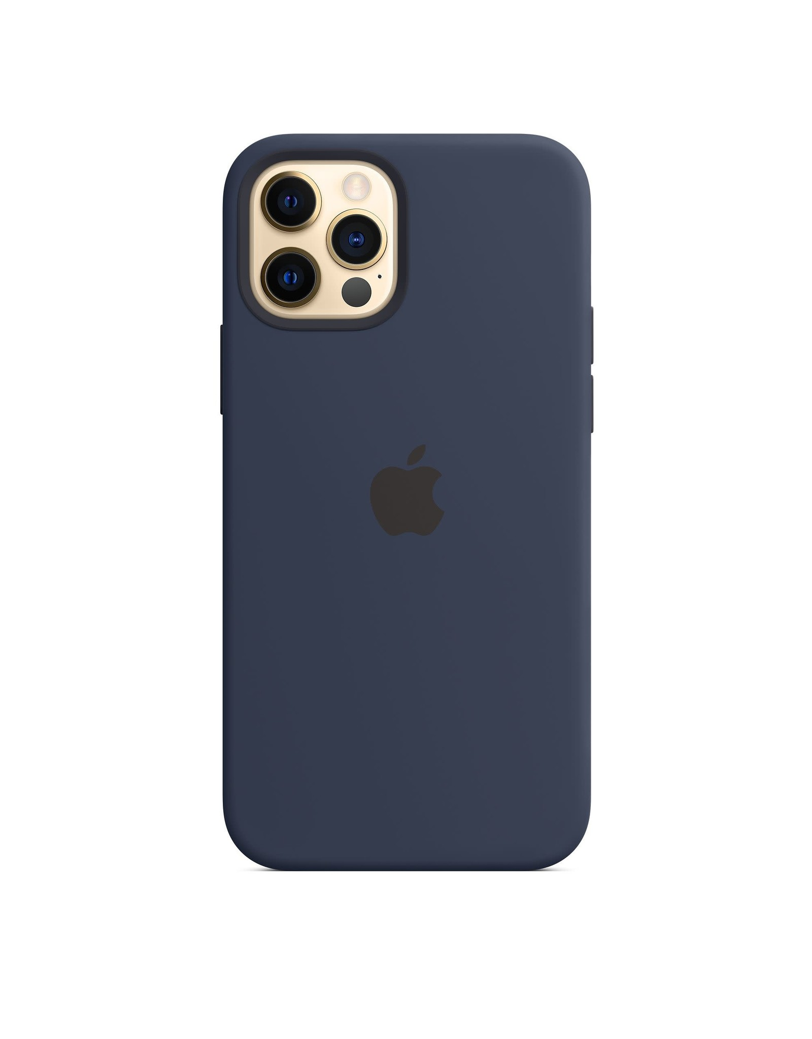 Apple Apple iPhone 12 | 12 Pro Silicone Case with MagSafe — Deep Navy
