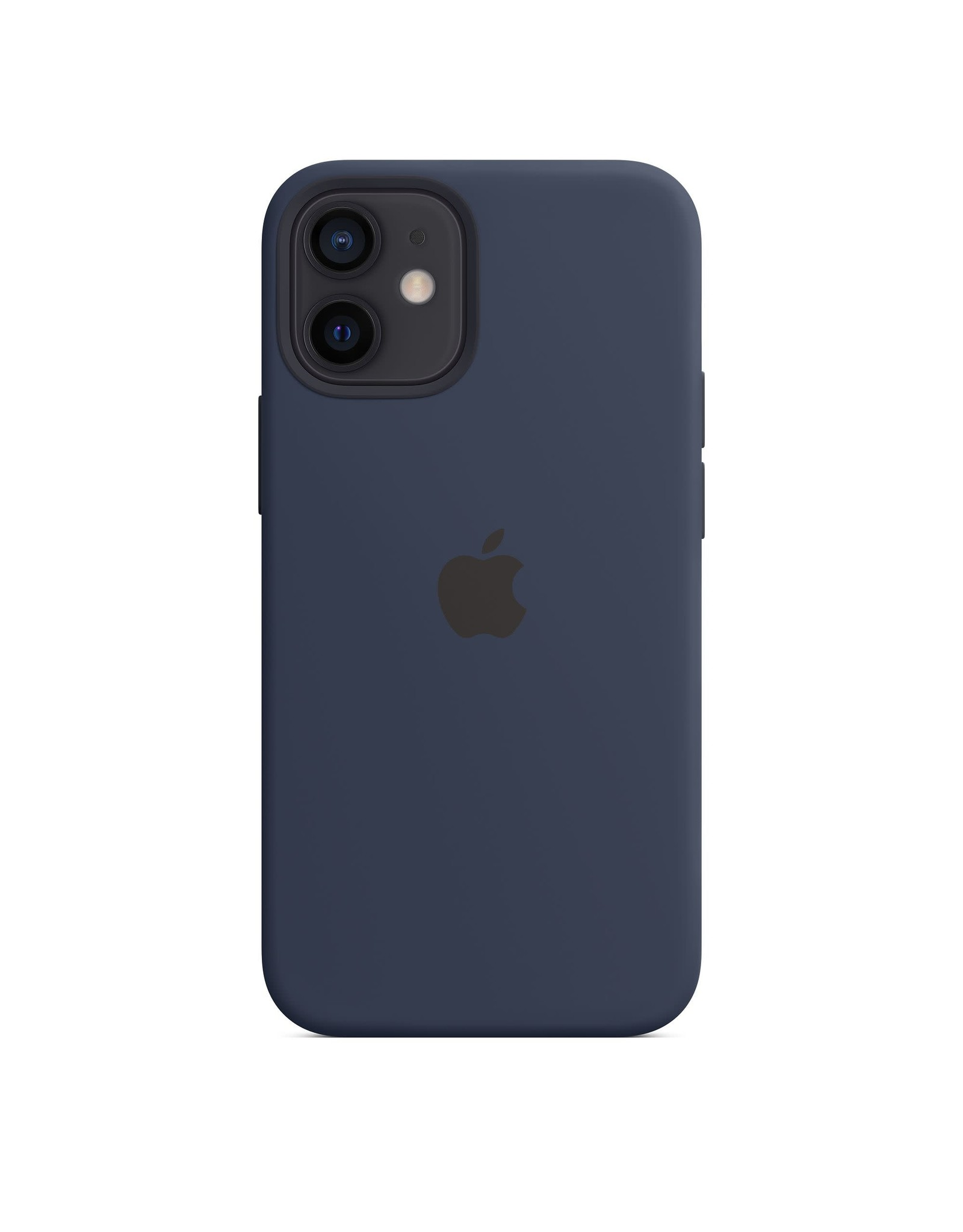Apple Apple iPhone 12 mini Silicone Case with MagSafe - Deep Navy