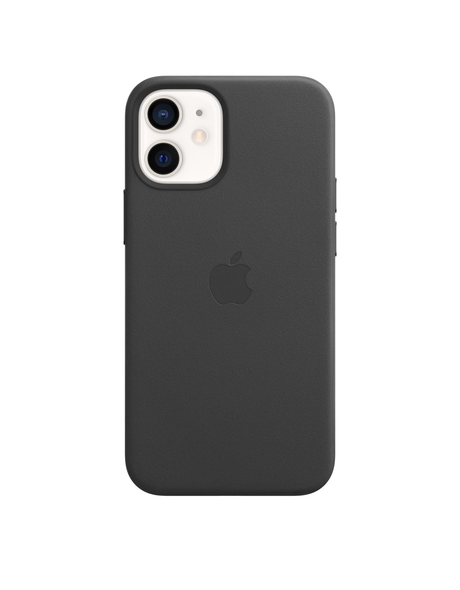 Apple Apple iPhone 12 mini Leather Case with MagSafe — Black