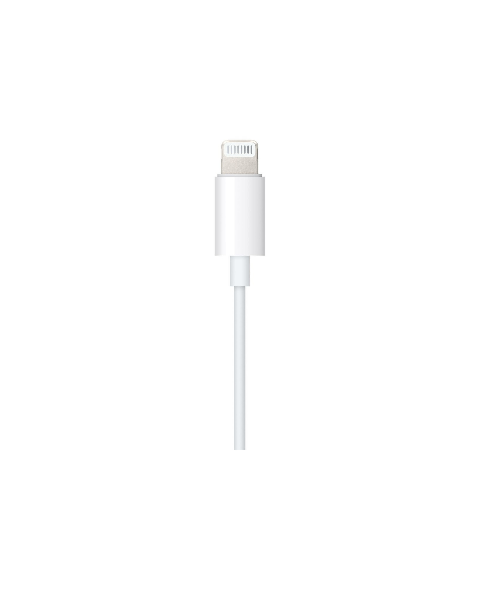 Apple Lightning to 3.5 mm Audio Cable (1.2m) - White