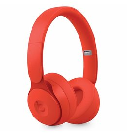Beats Beats Solo Pro Wireless On-Ear Noise Cancelling Headphones - More Matte Collection - Red