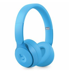 Beats Beats Solo Pro Wireless On-Ear Noise Cancelling Headphones - More Matte Collection - Light Blue