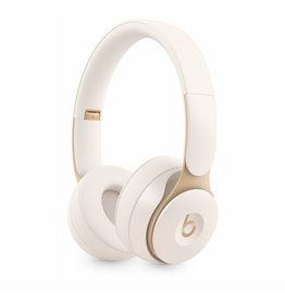 Beats Beats Solo Pro Wireless On-Ear Noise Cancelling Headphones - Ivory
