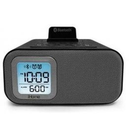 iHome iHome iBT22 FM Clock Radio with with Bluetooth and USB charge EOL