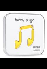 Happy Plugs Happy Plugs Earbud Yellow EOL