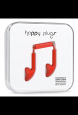 Happy Plugs Happy Plugs Earbud Red EOL