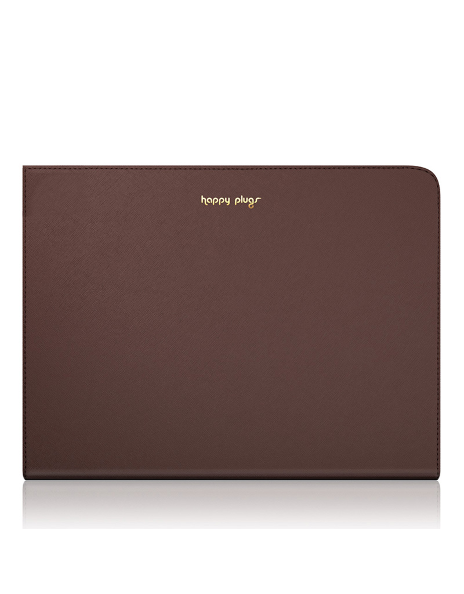 "Happy Plugs Happy Plugs Computer Case suits 13"" MacBook Pro Retina/Air Brown EOL"
