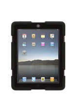 Griffin Griffin Survivor Case suits iPad 2/3/4 - Black/Black EOL