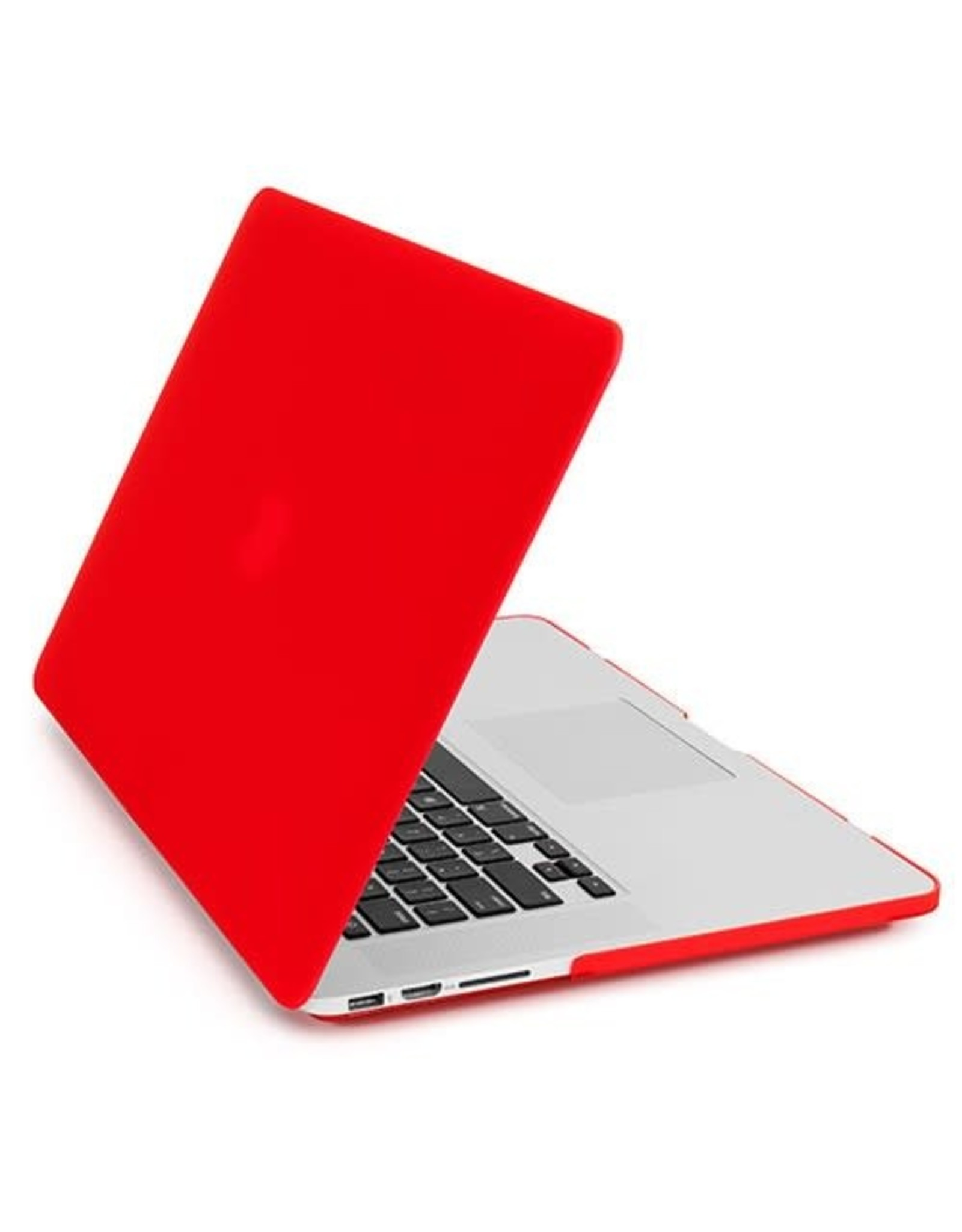 OWC NewerTech NuGuard Snap-On Laptop Cover for MacBook Pro Retina 15 - RED EOL