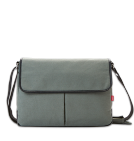 "Toffee Toffee Commuter Satchel - Khaki/Black 13"" MacBook EOL"