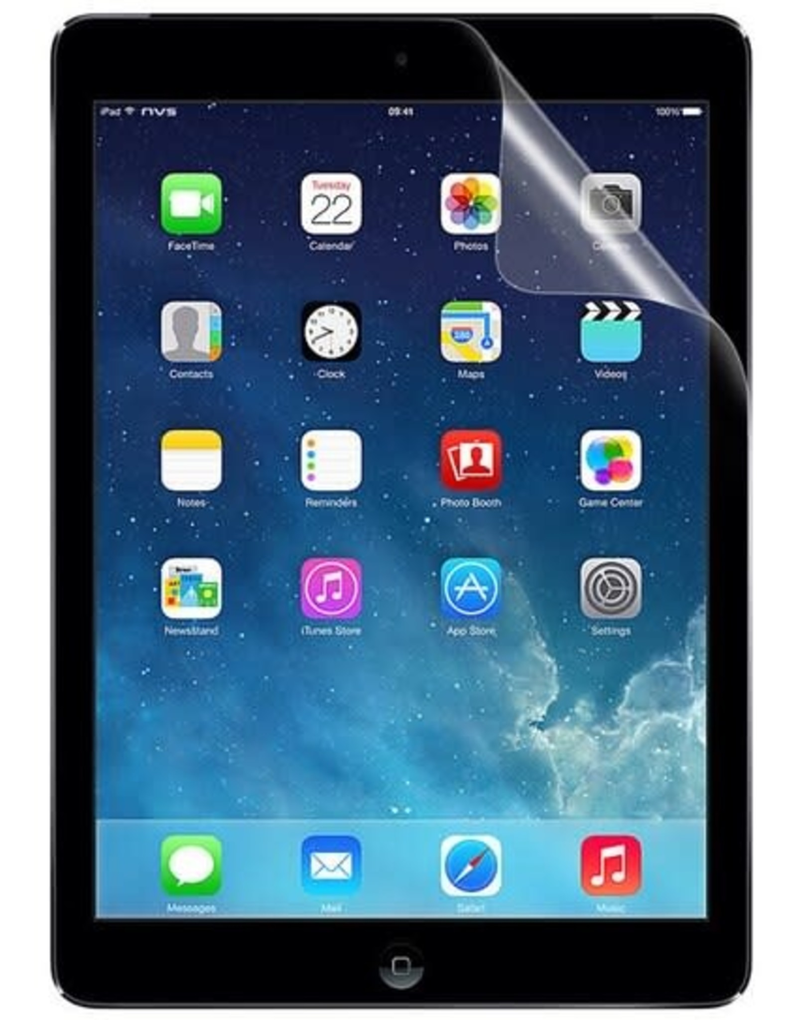 "NVS NVS Screen Guard (2 pack) for iPad Pro 12.9""(2017) & iPad Pro 12.9""(2016) - Ultra Clear EOL"