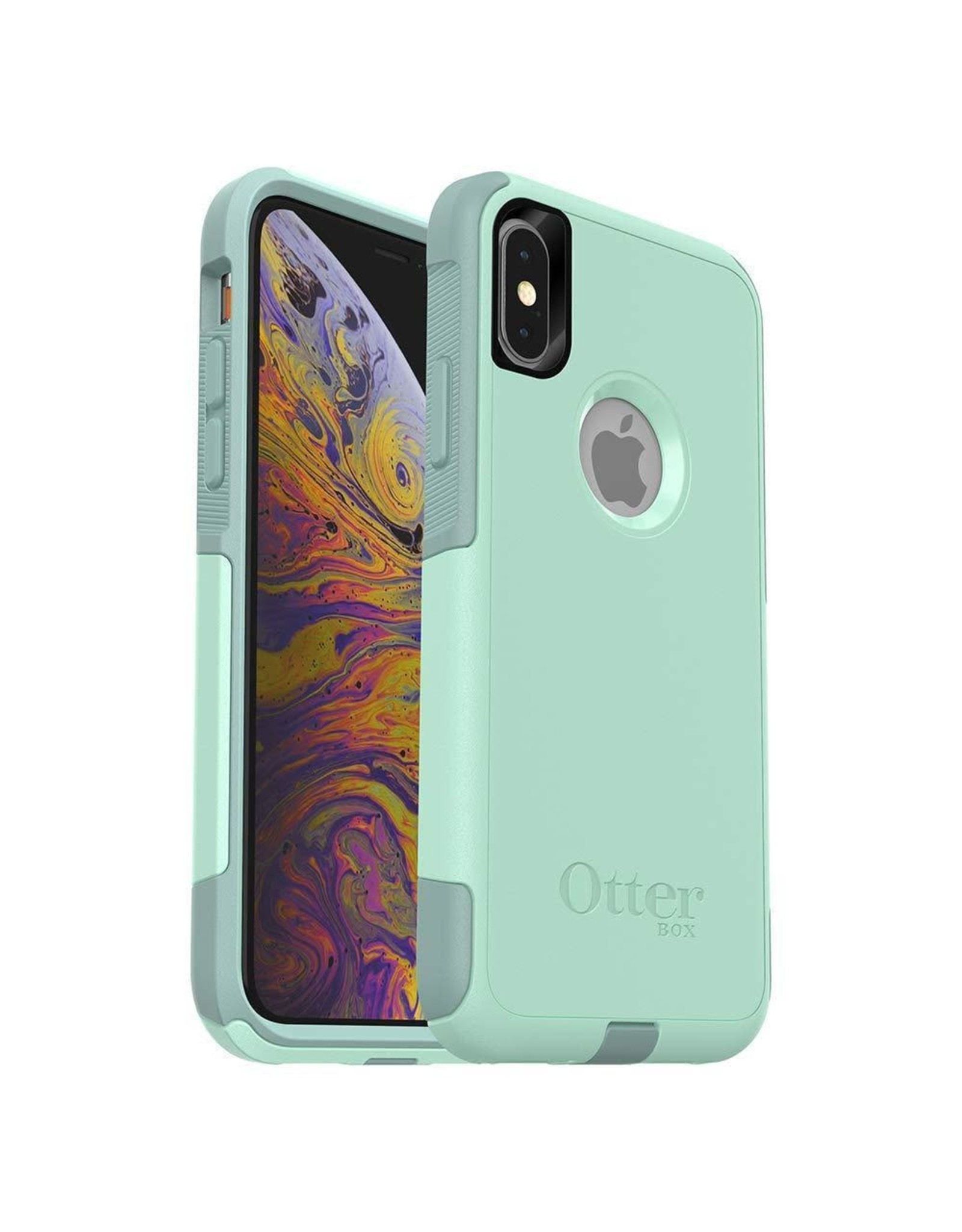 Otterbox OtterBox Commuter Case suits iPhone X - Ocean Way EOL