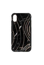 EFM EFM Cayman In-Style D3O Case Armour suits New iPhone Xr  - Black Marble/Gold EOL