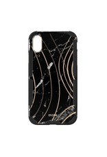 EFM EFM Cayman In-Style D3O Case Armour suits New iPhone Xs - Black Marble/Gold EOL