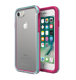 Lifeproof LifeProof Slam Case suits iPhone X - Clear/Blue/Magenta EOL
