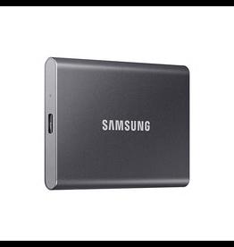 Samsung Samsung Portable SSD T7 500GB Titan Gray USB-C USB 3.2 Gen.2