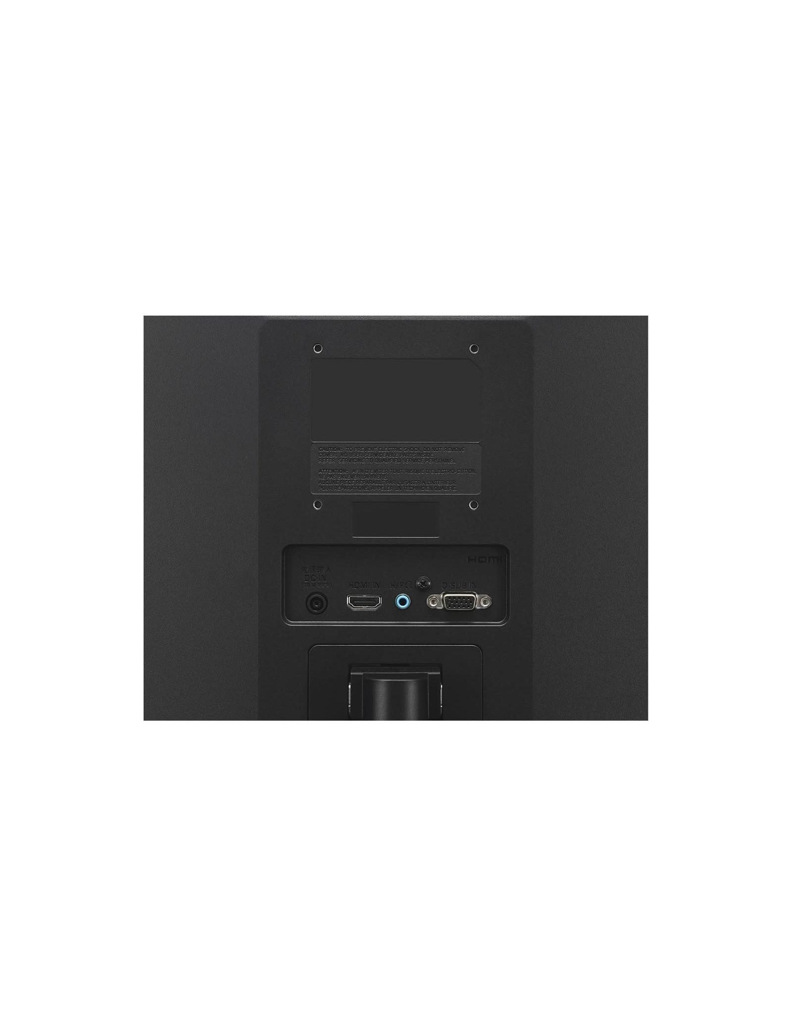 LG LG 24'' Full HD IPS LED Monitor with AMD FreeSync™ (1920x1080) (16:9) HDMI/D-Sub