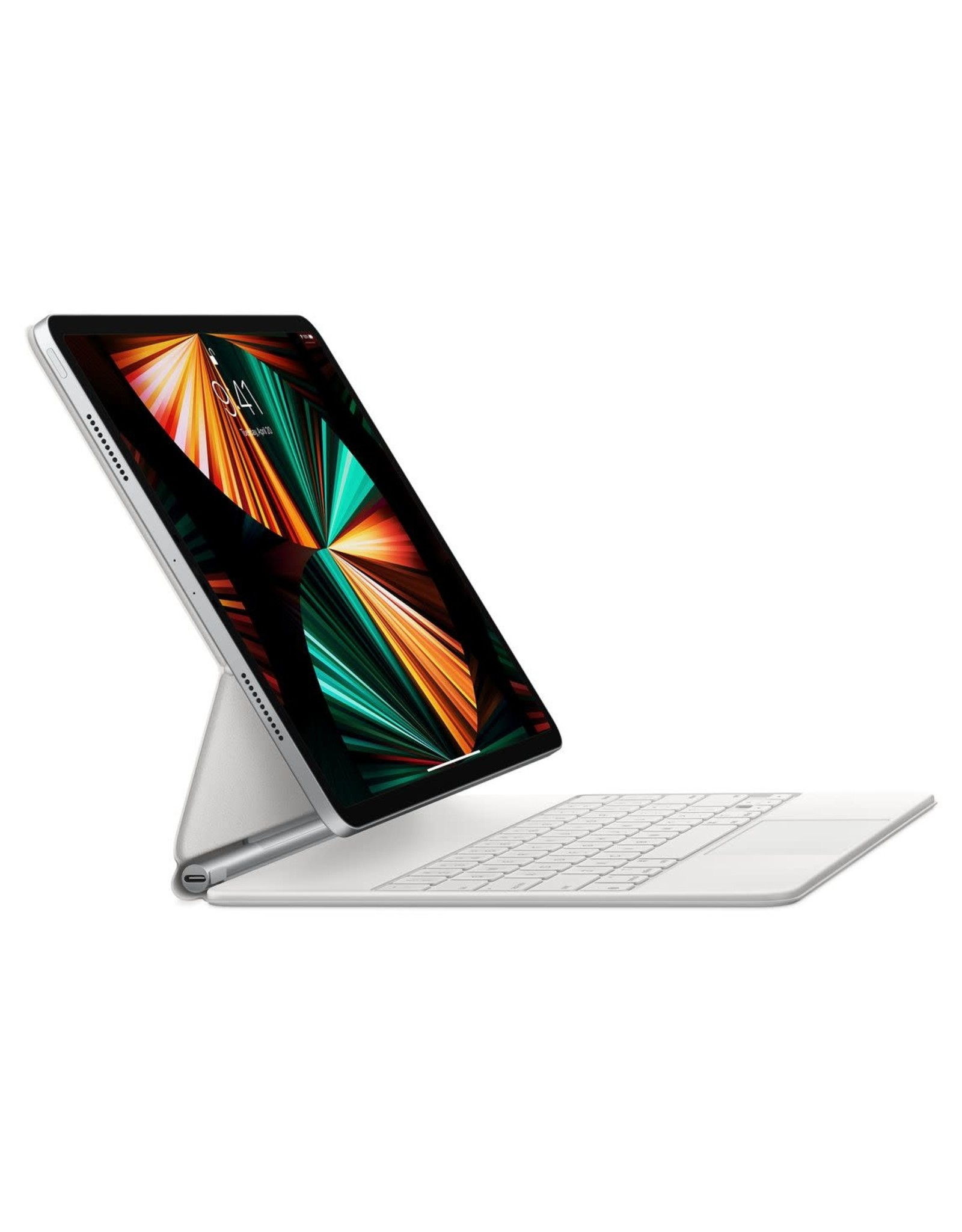 Apple Apple Magic Keyboard for iPad Pro 12.9-inch (3rd/4th/5th generation) - White