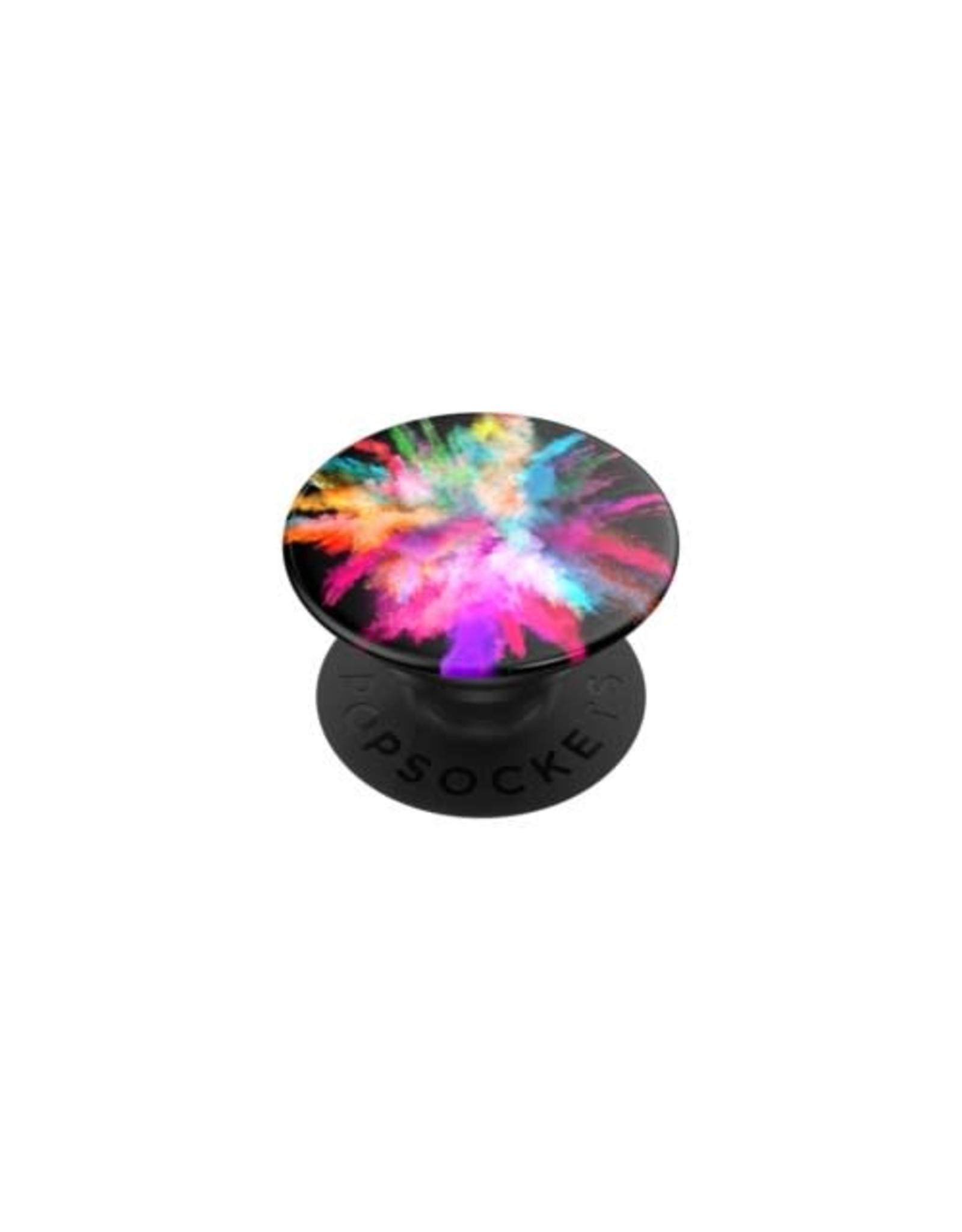 PopSockets PopSocket PopGrip Universal Grip Holder - Colour Burst Gloss