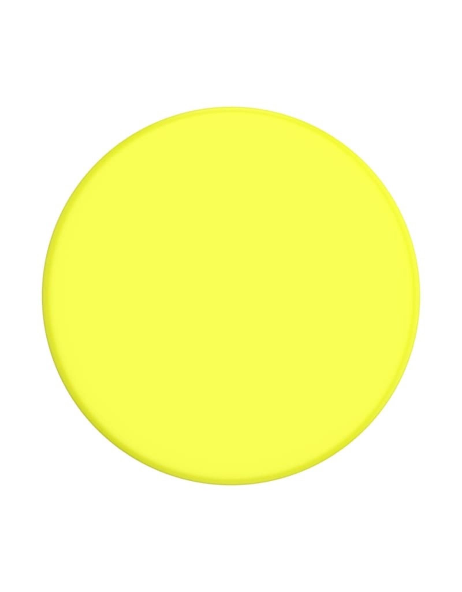 PopSockets Popsockets PopGrip (Gen2) - Neon Jolt Yellow
