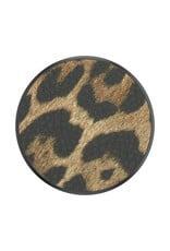 PopSockets Popsockets PopGrip (Gen2) - Vegan Leather Leopard