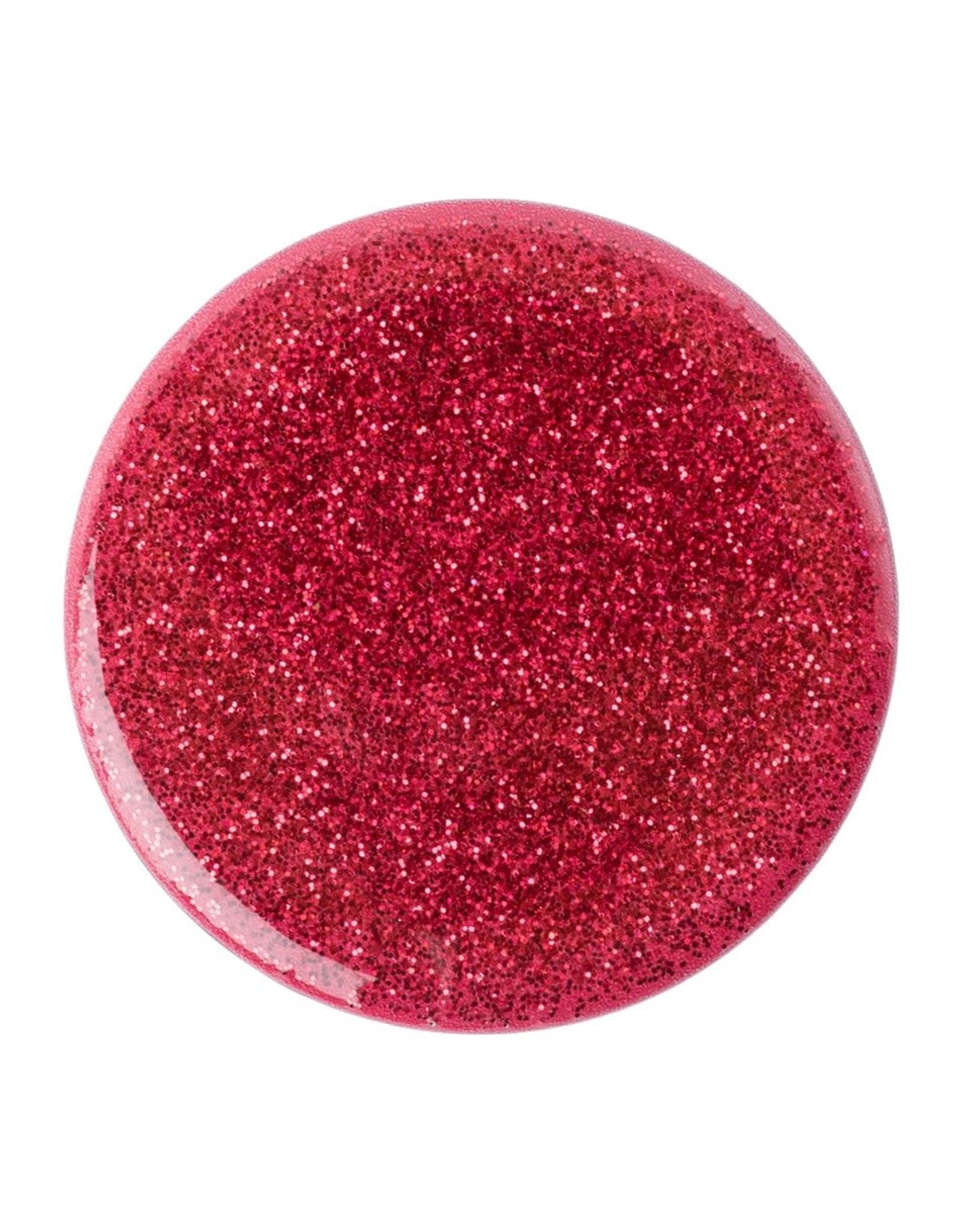 PopSockets PopSocket PopGrip Premium (Gen 2) - Glitter Red
