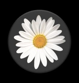 PopSockets PopSocket PopGrip Universal Grip Holder - White Daisy