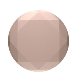 PopSockets PopSocket PopGrip Universal Grip Holder - Rose Gold Metallic Diamond